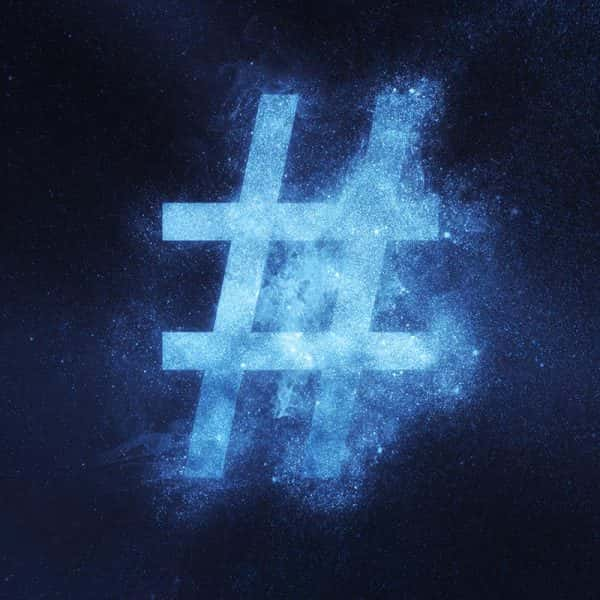 Anatomy of a Hashtag