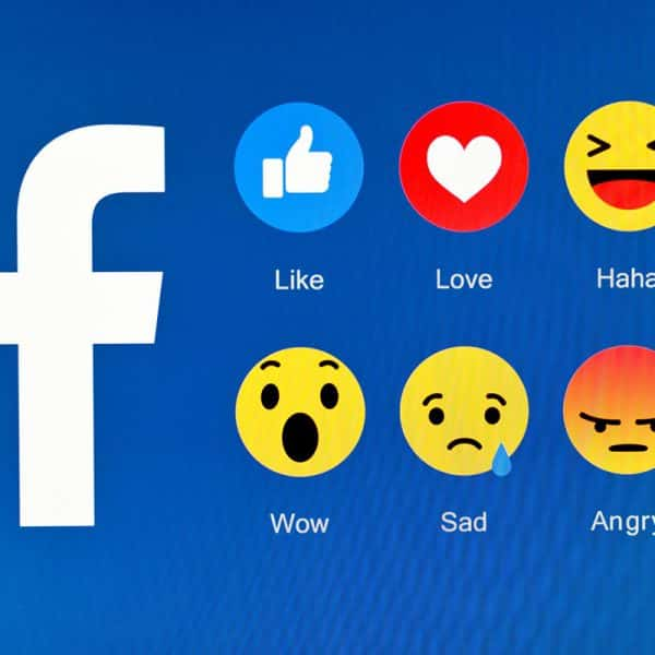Customize Your Facebook Reactions