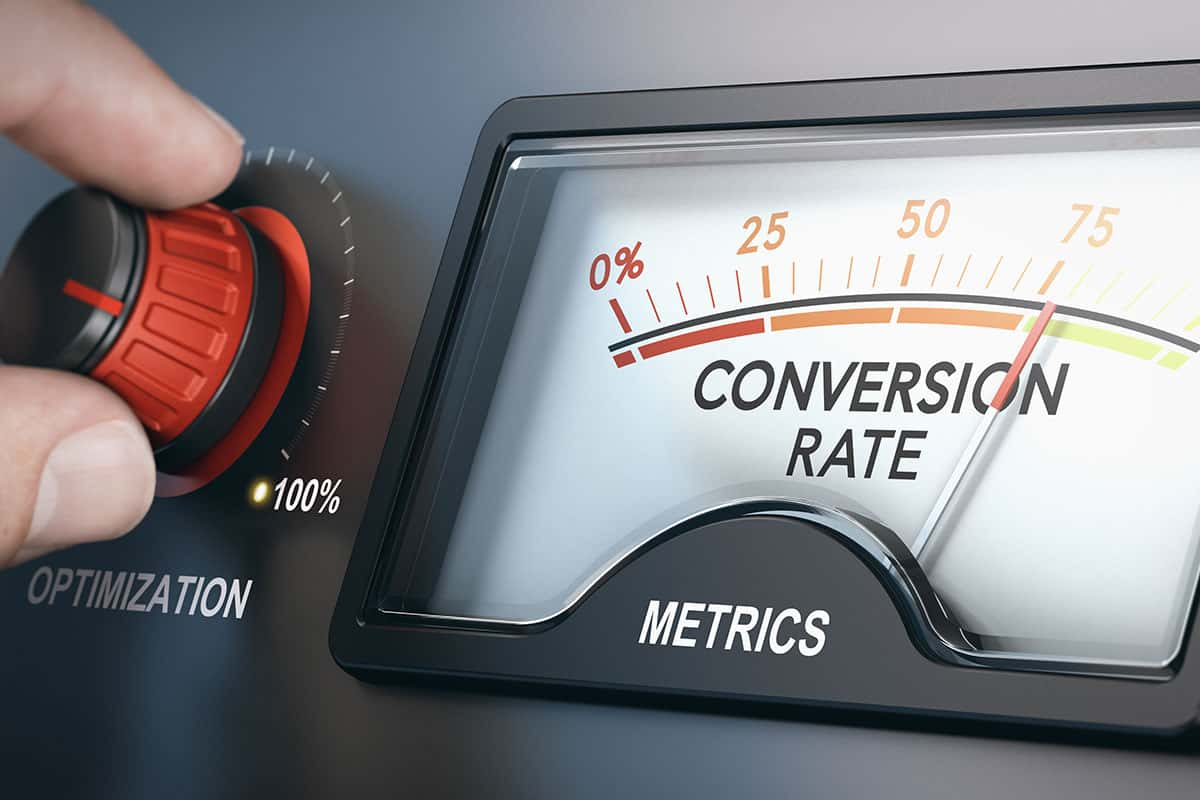 Five Tips to Immediately Increase Website Conversion Rates