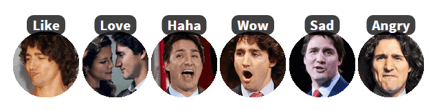 Justin Trudeau Reactions