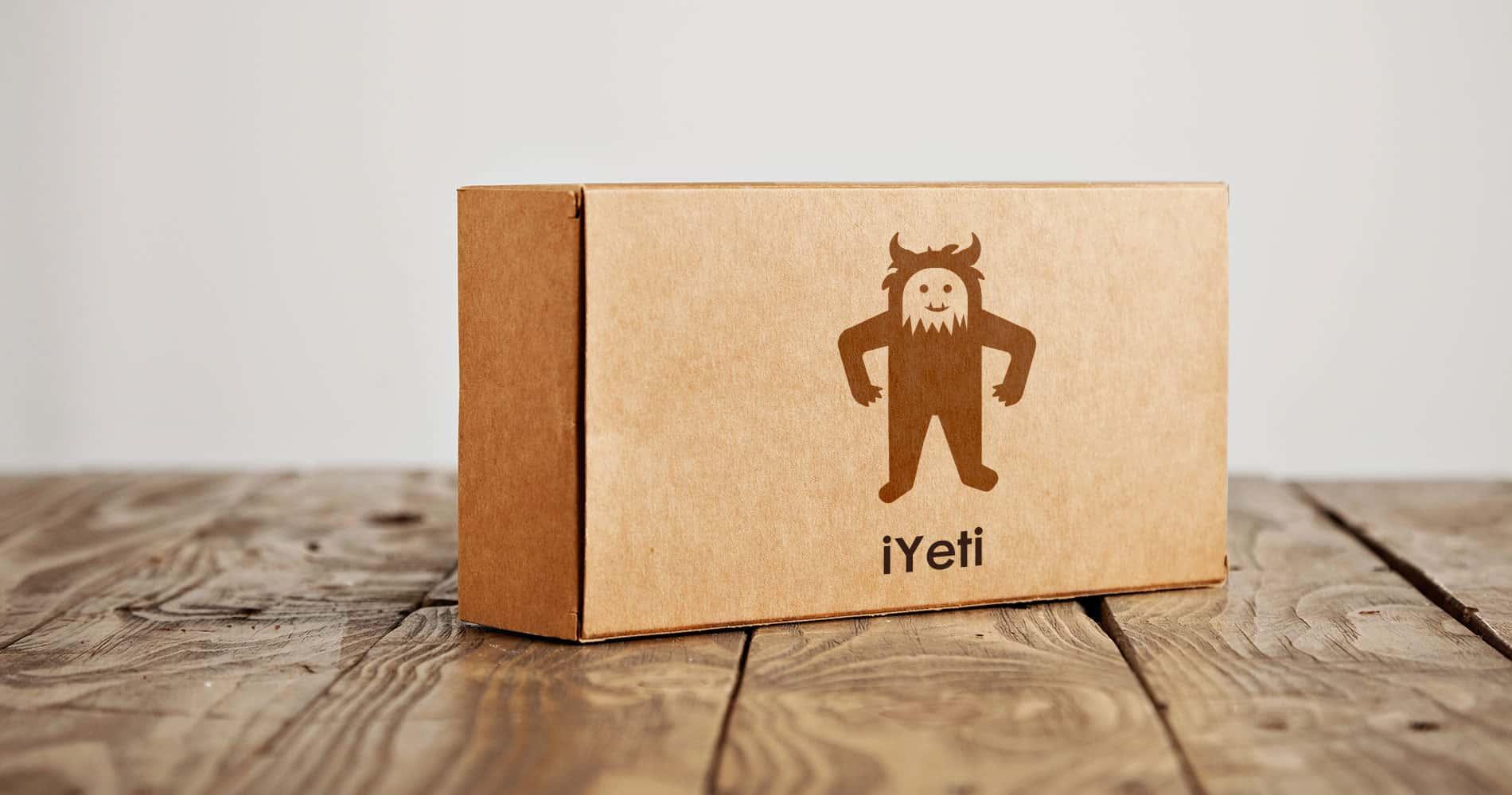 Yeti Web Package