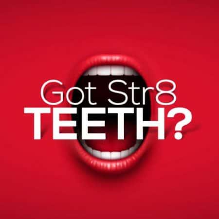 Strathcona Orthodontics (Got Str8 Teeth Graphic)